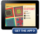 Get the Minnesota History Magazine App